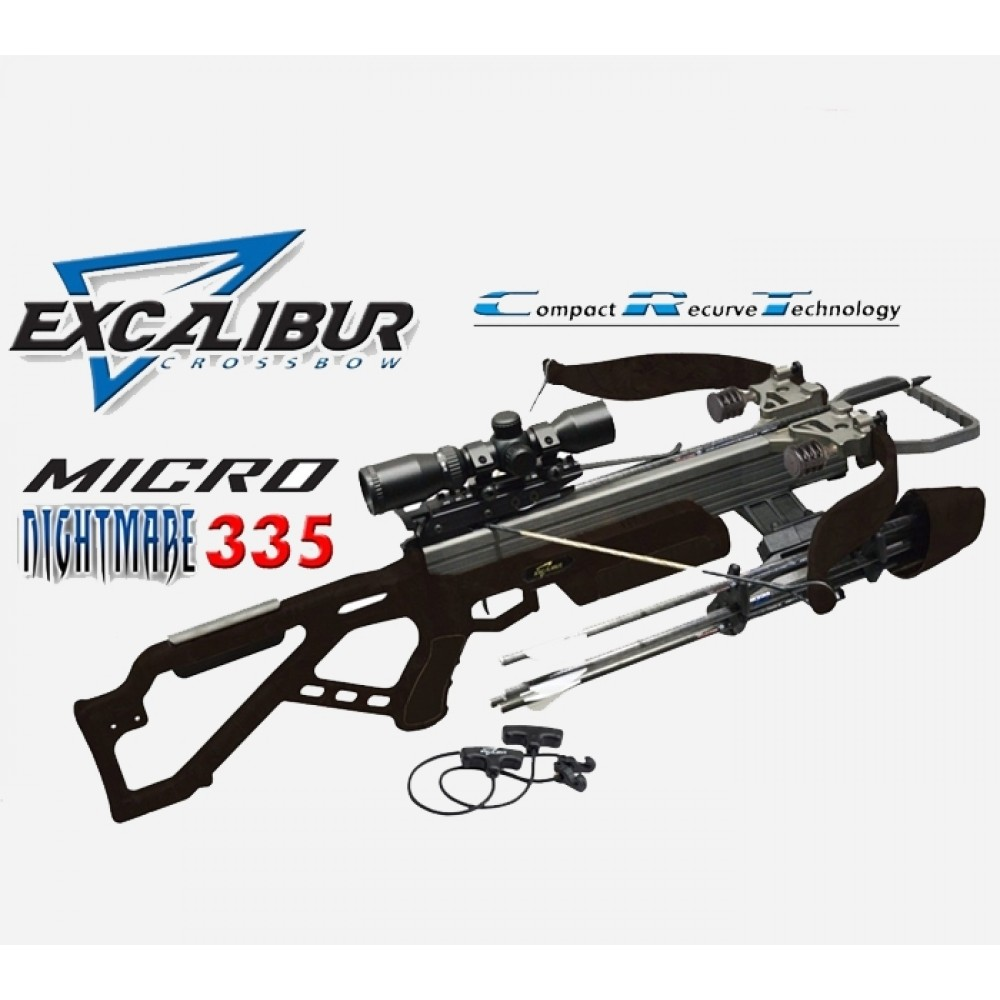 EXCALIBUR MICRO 335 NIGHTMARE s orig. OPTIKOU EXCALIBUR