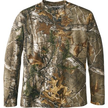 Hunting Zone Men's Long-Sleeve Tee Shirt