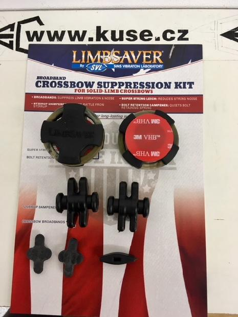 BROADBAND CROSSBOW SUPPRESSION LIMBSAVER KIT