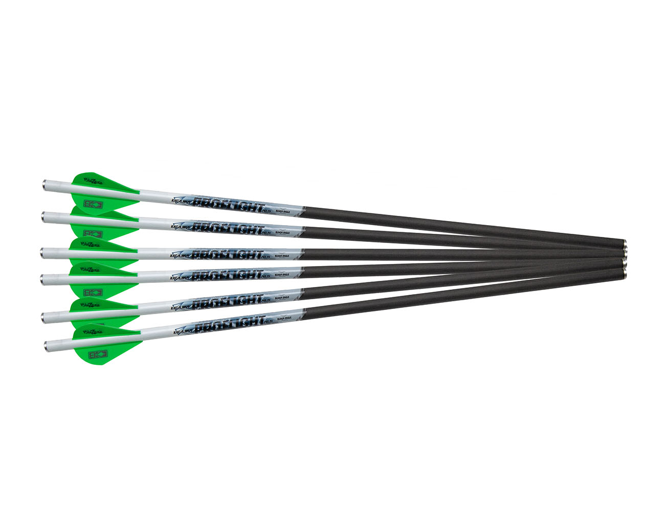 "PROFLIGHT premium arrows-šípy 20"" 4ks"