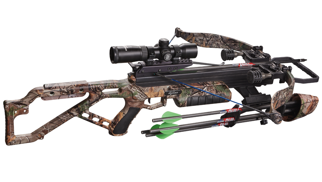 EXCALIBUR MICRO 335 REALTREE XTRA s OPTIKOU