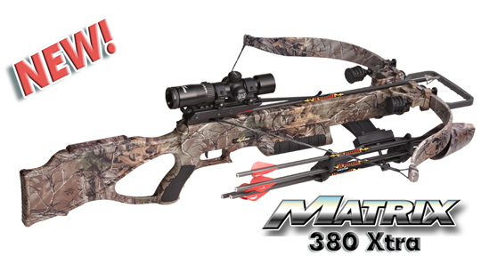 Matrix 380 Xtra CROSSBOW orig. OPTIKOU EXCALIBUR