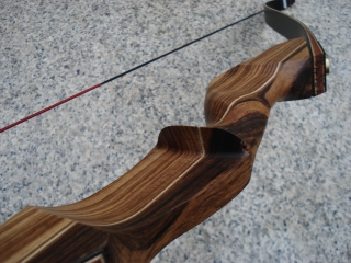 TAKE-DOWN HUNTING BOW