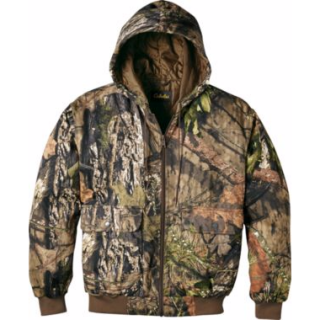 Cabela's Silent Weave™ Insulated Bowhunter Hooded Jacket – Regular