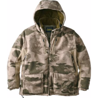 Cabela's Men's Wooltimate™ Whitetail Parka with 4MOST WINDSHEAR™