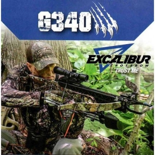 EXCALIBUR G340 s orig. OPTIKOU EXCALIBUR DEAD ZONE